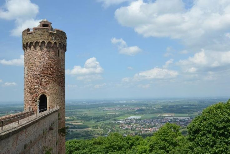 Nibelungensteig & Burgensteig | Nibelungen Land im Odenwald in Hessen