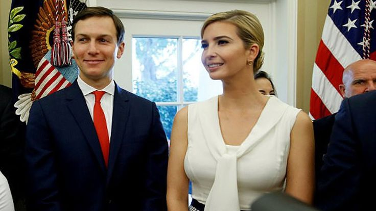 President Donald Trump's lead strategist and son-in-law failed to disclose more than 70 business assets on his security clearance form. He also omitted an assortment of debt totaling at least $1 billion, $300 million or more of which he is personally guaranteeing.