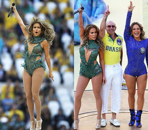 Közönséges ruhában keltett feltűnést Jennifer Lopez! Nem túlzás ez már?   femina.hu