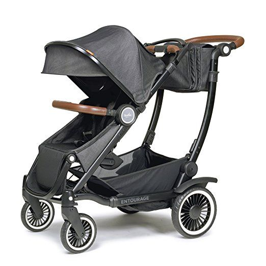 Austlen Baby Co. Entourage Stroller in Black (also available in Navy)