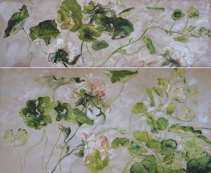 Claire Basler wonderful french artist with amazing studio/home