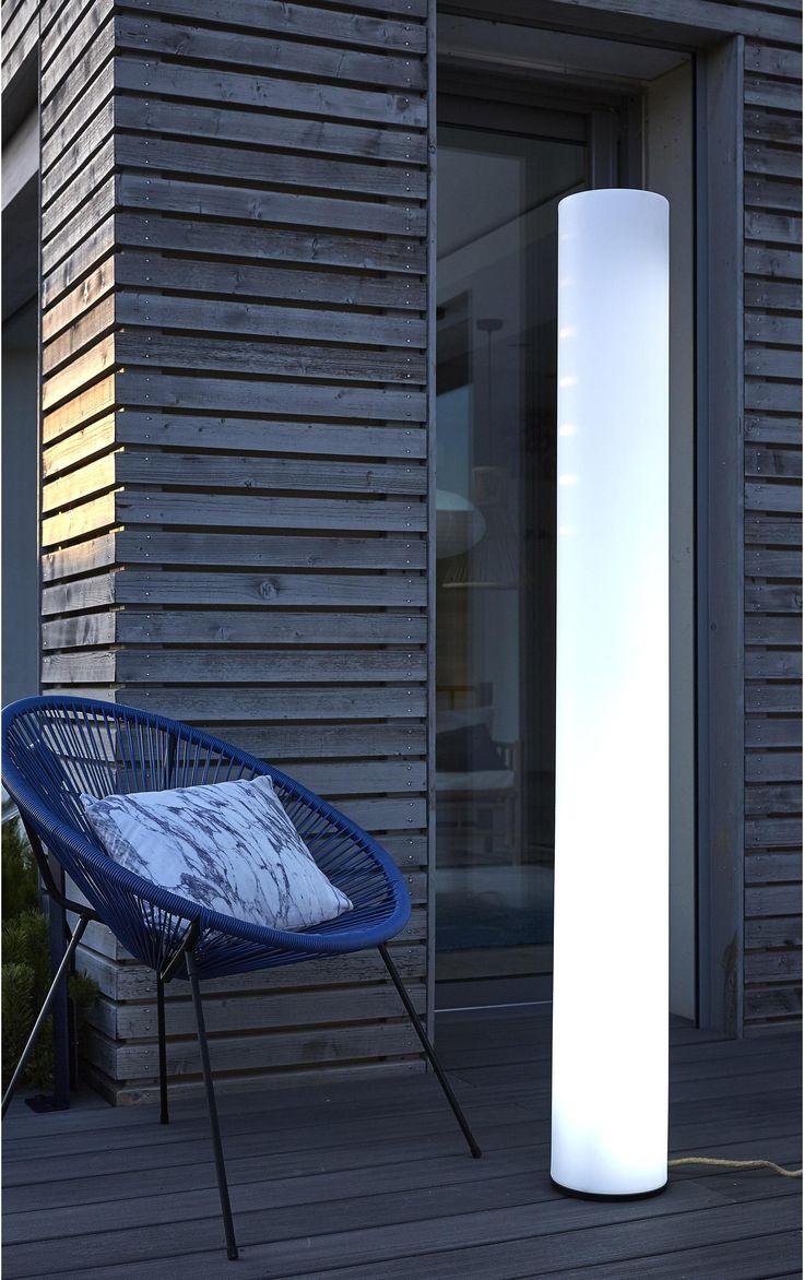 Lampe De Jardin Exterieure Fifty 160cm T8 2200 Lumen Transparent Newgarden En 2020 Lampe Jardin Tube Led Deco Maison
