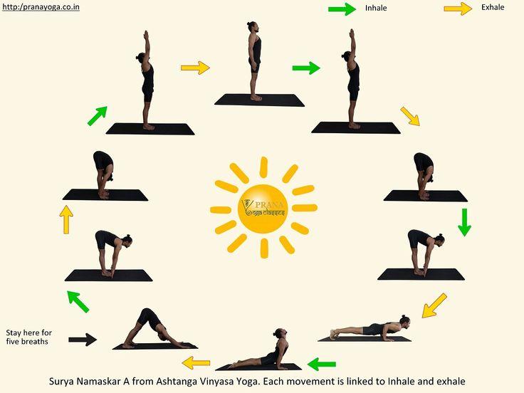 21 best yoga postures images on pinterest asana ashtanga yoga and surya namaskar a ashtanga vinyasa yoga fandeluxe Image collections