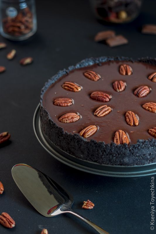 """Рецепт с фото """"Шоколадный торт «Орео» без выпечки"""""""
