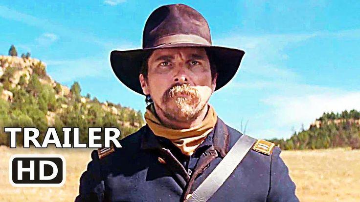 HOSTILES Official Trailer (2017) Christian Bale Rosamund Pike