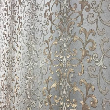 Best 25 Grey and gold wallpaper ideas on Pinterest