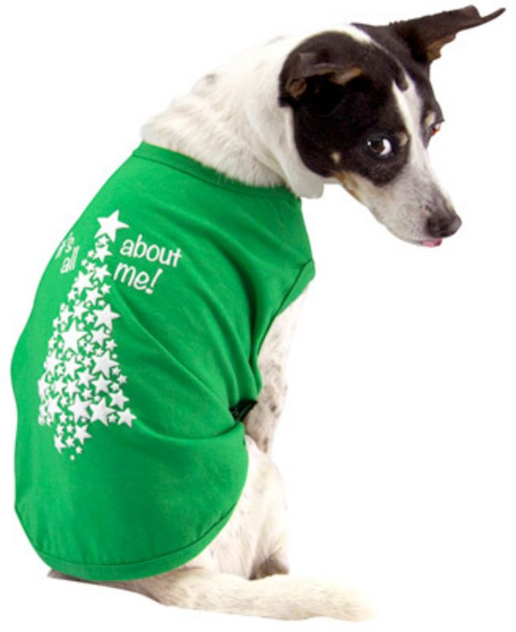 Christmas DGG Green Tee - It's All About Me - $9.99 Available in Small, Medium & Large