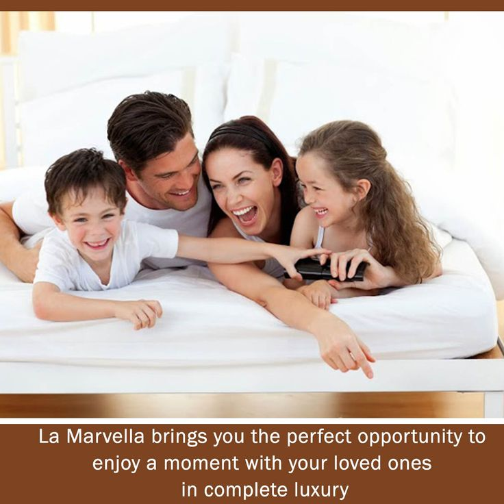 The most beautiful time of a holiday is when you do nothing at all and just enjoy the comfort and greatness of the place that you are staying at!  La Marvella brings you the perfect opportunity to enjoy a moment with your loved ones in complete luxury…