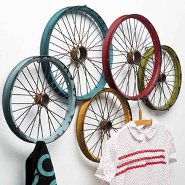 Perchero Ruedas Bicicleta | o2lifestyle