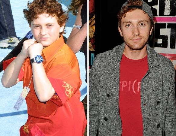 Child Stars -- Then & Now! | TooFab Photo Gallery Daryl Sabara