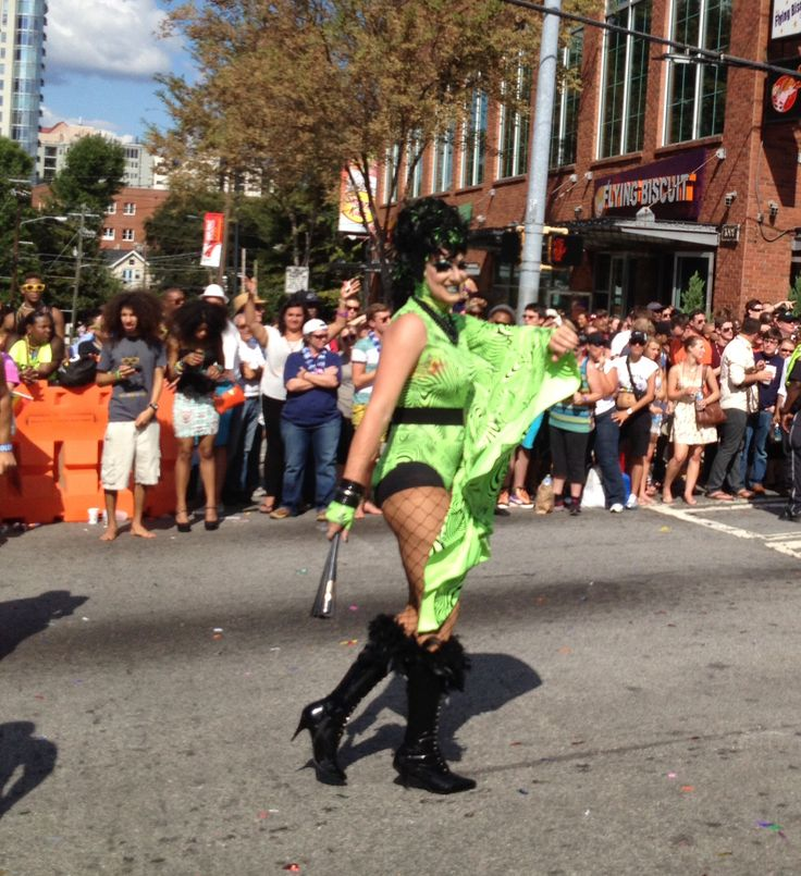Gay Pride Atlanta GA 2013 <3