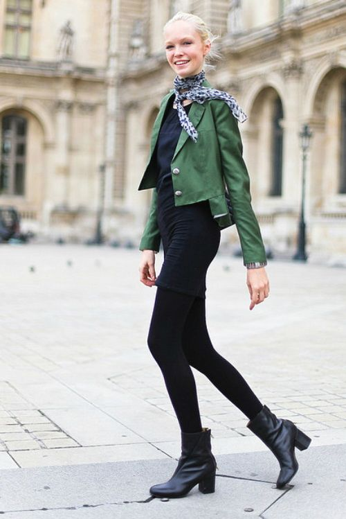 How To Wear Ankle Boots My Style Pinterest Ankle