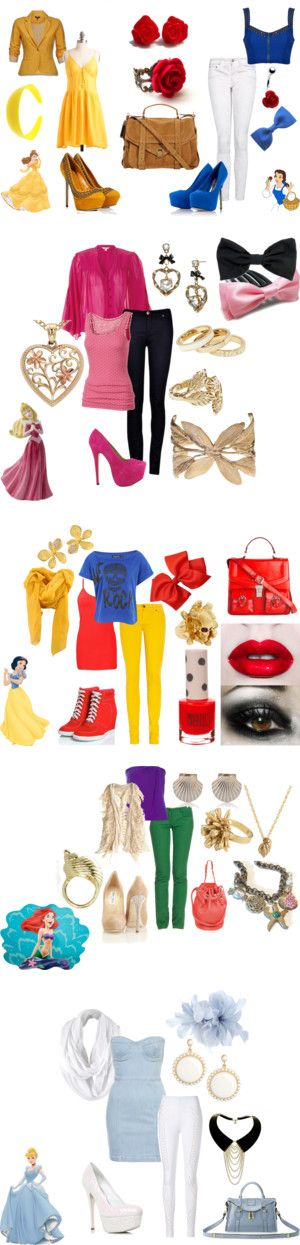 """Modern Princess"" by haileyaedwards on Polyvore"
