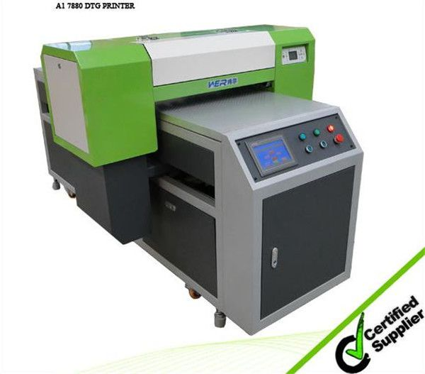 China Supplier Most Stable A2 Size LED UV Printer in Hyderabad
