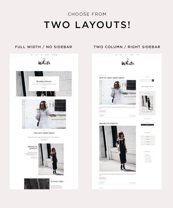 Best 25+ Blogger templates ideas on Pinterest