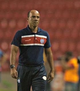 Blog Esportivo do Suíço:  Após empate com o Paysandu, Bahia demite o treinador Sérgio Soares