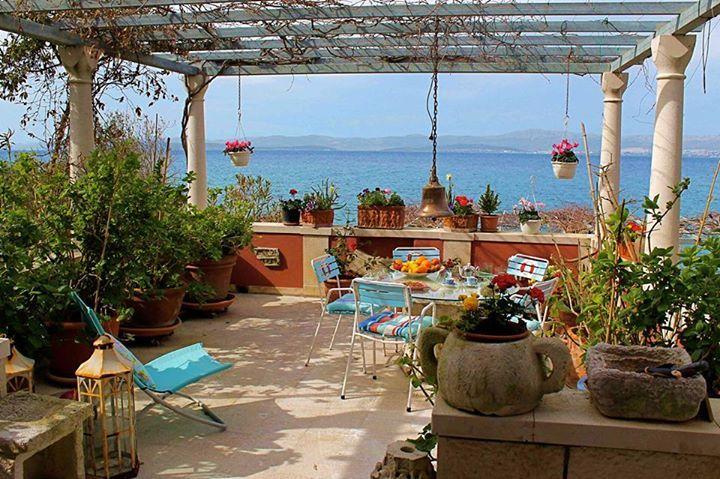 Villa With Private Sea Access in Brac Island - Croatia http://villalanave.weebly.com/