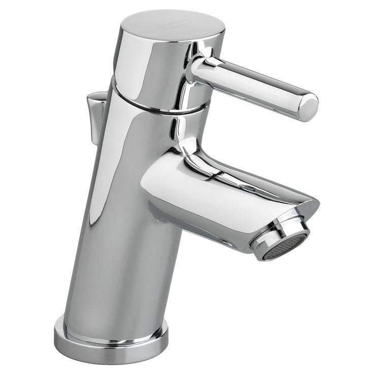 American Standard Serin Petite 1-Handle Monoblock Bathroom Faucet, 2064.131