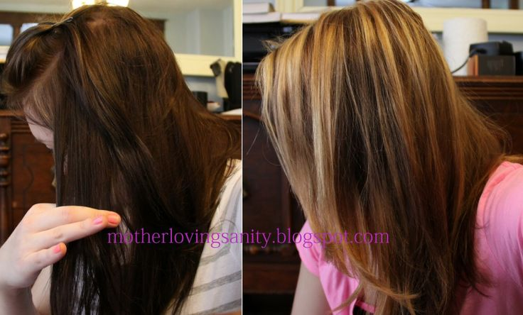Strip Color From Hair Before And After Before And After