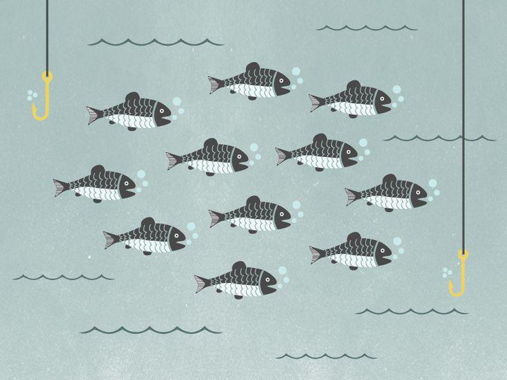 School of Fish by Karin Bijlsma