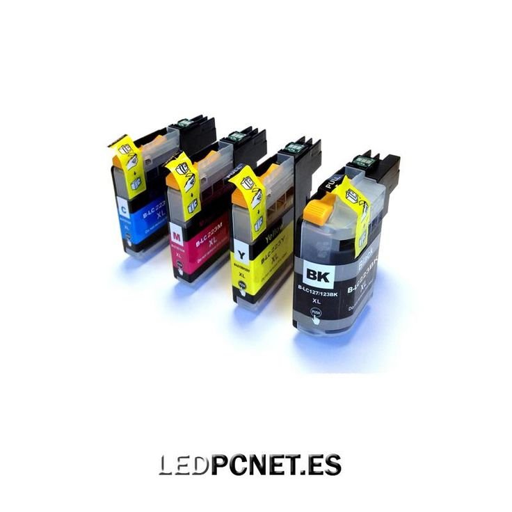 PACK (4UD) BROTHER LC 223 SERVIMOS A DOMICILIO
