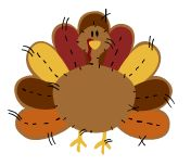 Thanksgiving recipe cards writing activity. theorganizedclassroomblog.com