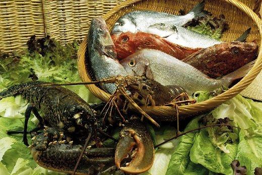 Pescado y marisco para todos los gustos