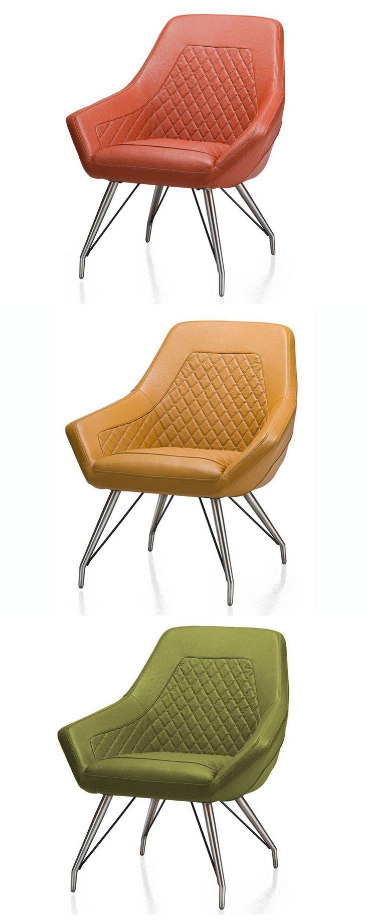 Dieser Sessel Darf In Keinem Haushalt Fehlen. Der Sessel Daimon Von HABUFA  Erscheint Im Eleganten Lederlook Mit Edlem Design Fuß.