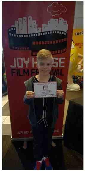 Ivan Farkas - Youth Winner for Snake Attack 2016