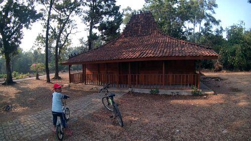 Studio Alam TVRI Depok