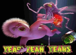 Music Reviews: Yeah Yeah Yeahs - Mosquito