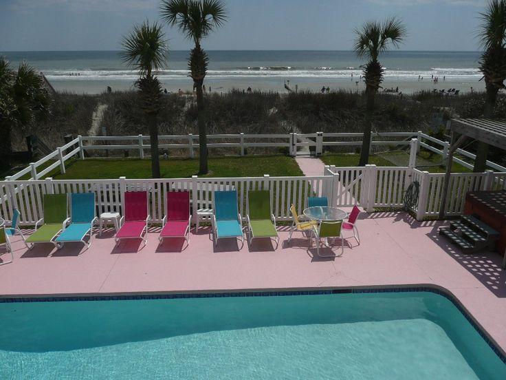 best Myrtle Beach Vacation Houses  on Pinterest