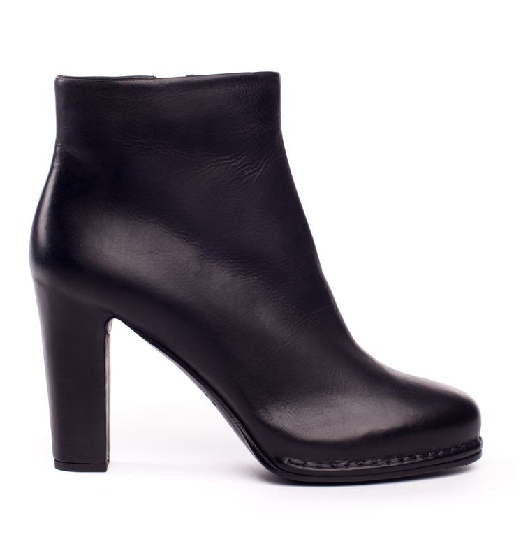 Latest Collection Of Womens Roberto Del Carlo Chunky Heel Ankle Boots New Arrivals