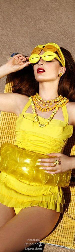 Arden b yellow dress jeelry