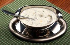 Арабский соус для домашней шаурмы