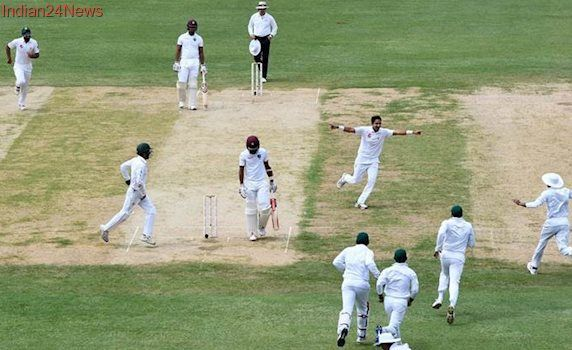 Pakistan vs West Indies Live Cricket Score, 1st Test Day 2: Match delayed due to wet pictch