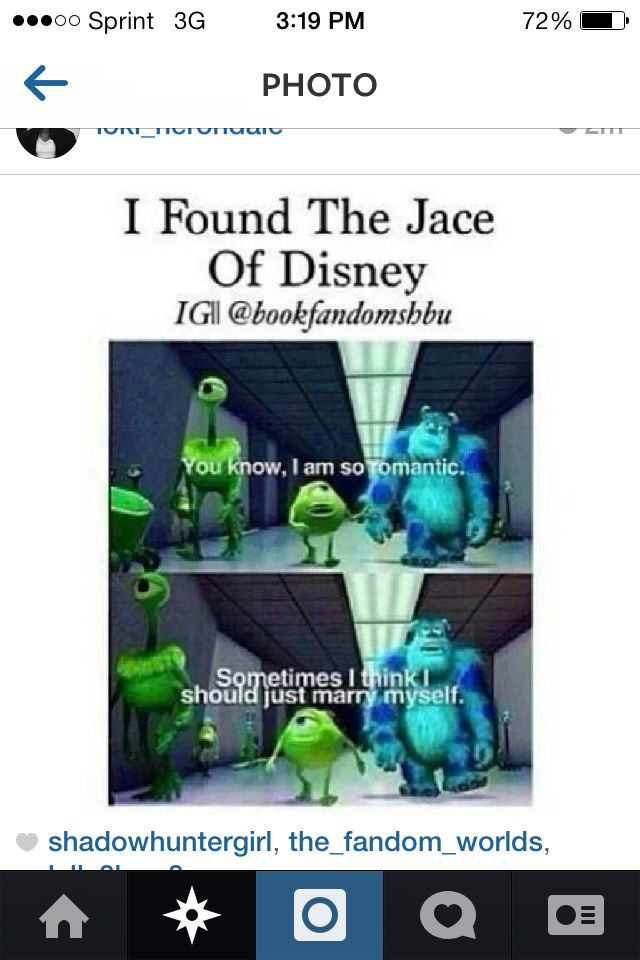 HAHAHA i found the jace of disney!! Although I doubt Jamie Campbell Bower appreciates being compared tp a green beach ball cyclopse