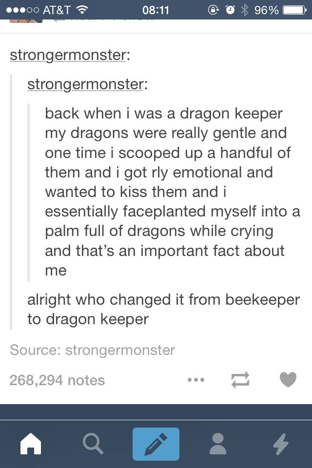 Dragon keeping. This is the best