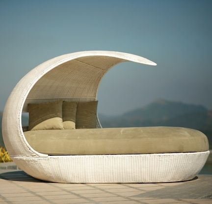 Shell Daybed By Neoteric Luxury Catalogue Outdoor