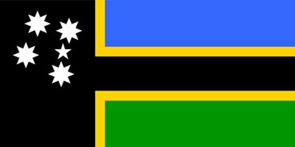 Australian South Sea Islanders flag