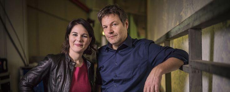 Am 26. Juni haben Annalena Baerbock, Robert Habeck und ...