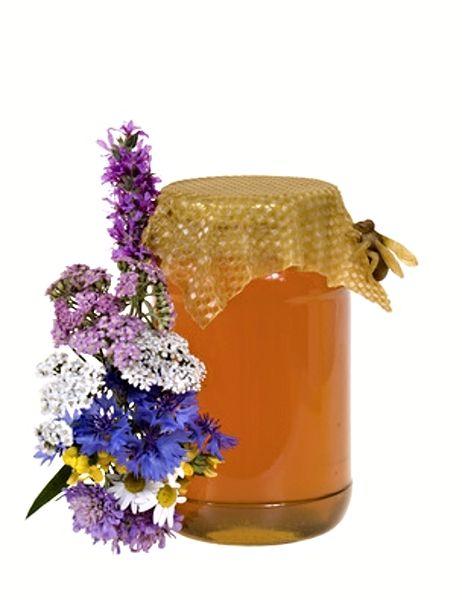 Med z květů černého bezu