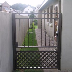 25 Best Ideas About Iron Garden Gates On Pinterest