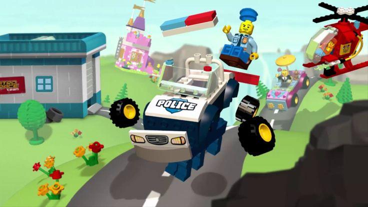 Lego Duplo | LEGO Juniors Create & Cruise - Lego Batman | Android Gamepl...