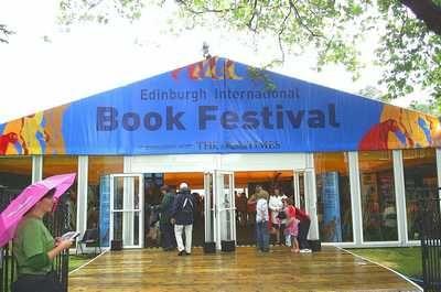 Best of Edinburgh Attractions Edinburgh International Book Festival 9th - 25th August 2014