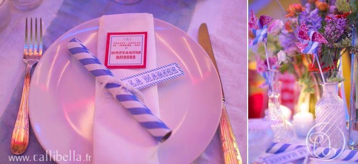 inspiration mariage photographe lyon 31 Inspiration Mariage   Fête foraine et décoration de table