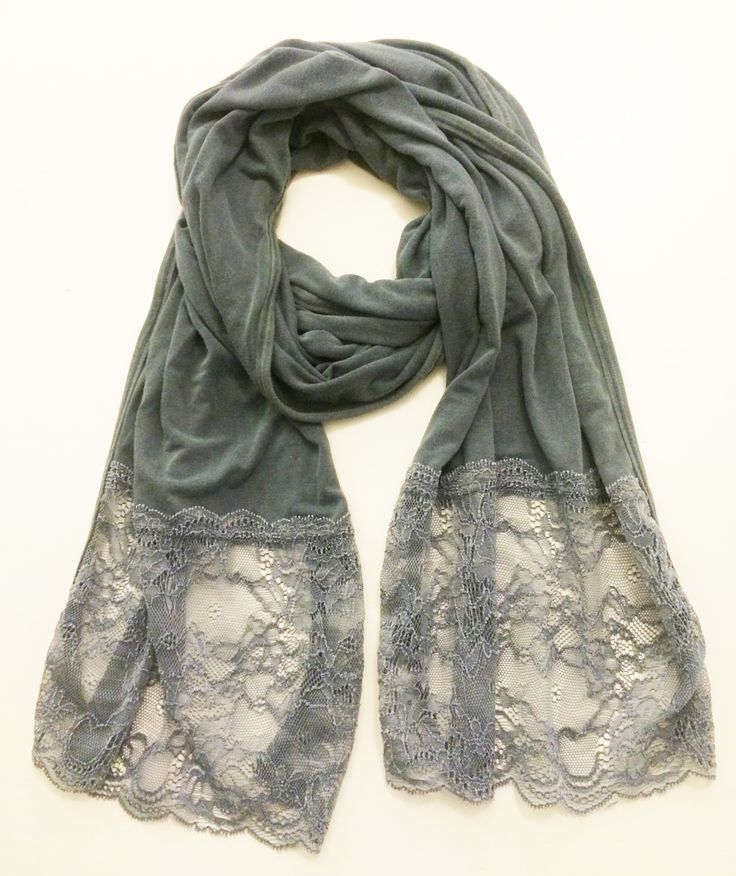 A Postcard From Brighton Ella Paloma Grey Lace Scarf http://www.cove-online.com/Gifts+Accessories-Scarves+Snoods/c2_42/p1292/A-Postcard-From-Brighton-Ella-Paloma-Grey-Lace-Scarf/product_info.html