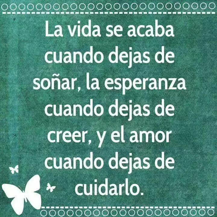 #vida #palabras #amor #frases