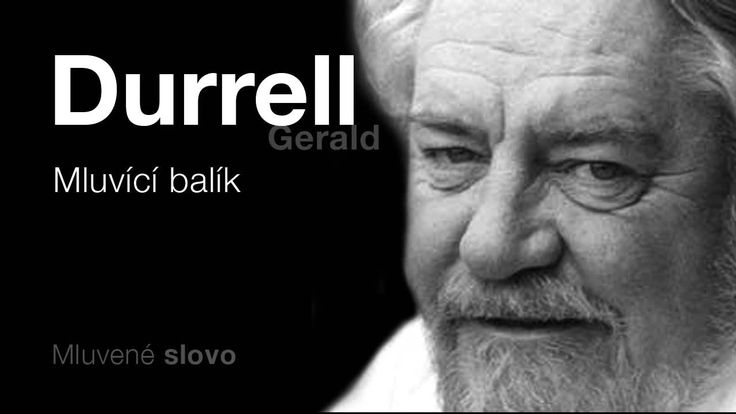 MLUVENÉ SLOVO - Durrell, Gerald: Mluvící balík (DOBRODRUŽNÉ)