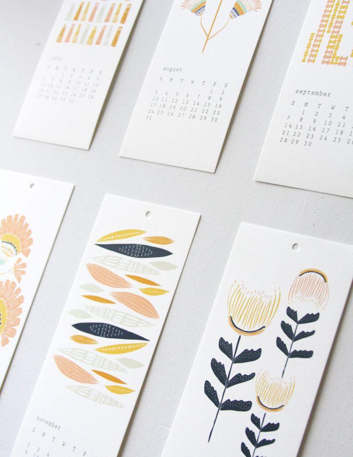 leahduncan — 2014 12-Month Calendar l $32